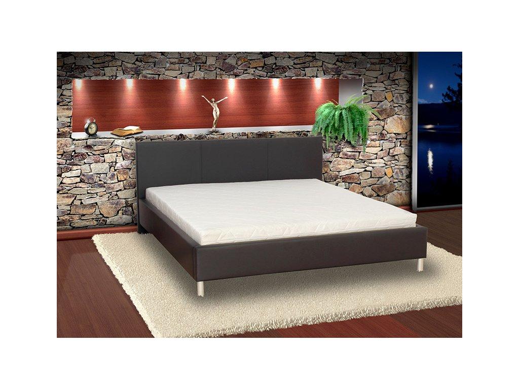 Lacná posteľ 140x200 cm Florida