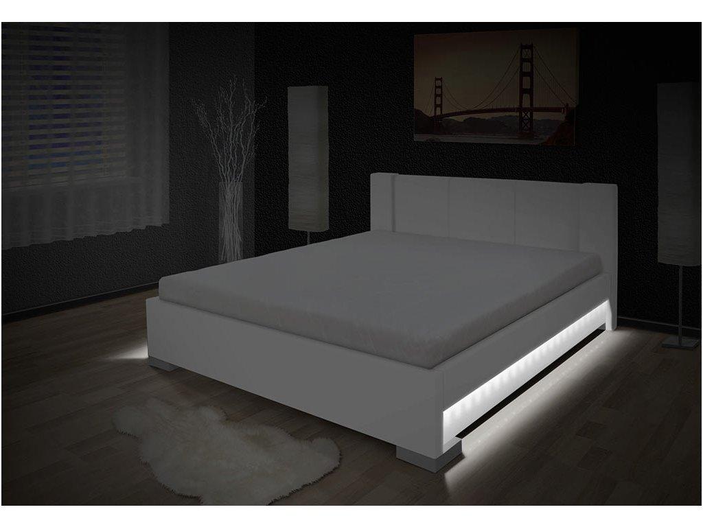 Luxusná posteľ Luna 180x200 cm