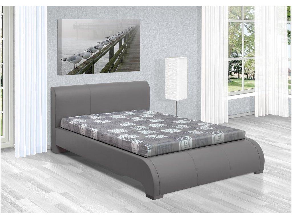 Luxusná manželská posteľ 180x200 cm Seina