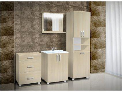 Kúpeľňová skrinka K1