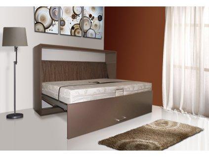 Sklápacia posteľ VS1056P, 200x90cm