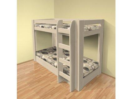P1 poschodová posteľ
