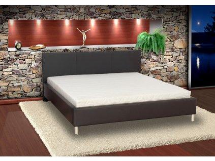 Lacná posteľ 160x200 cm Florida