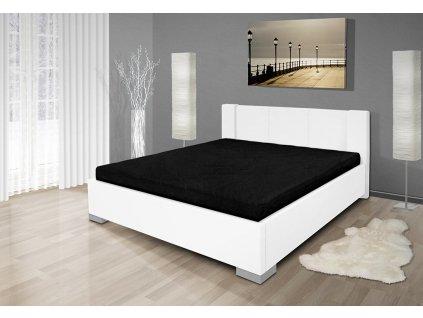 Luxusná posteľ s úložným priestorom Finn 180x200 cm