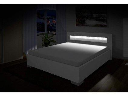 Luxusná posteľ Mia 180x200 cm